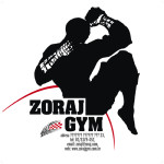 logotip Zoraj GYM